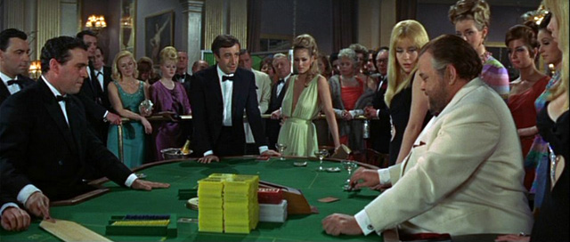 BOND: The Other Casino Royale's | Warped Factor - Words in the Key