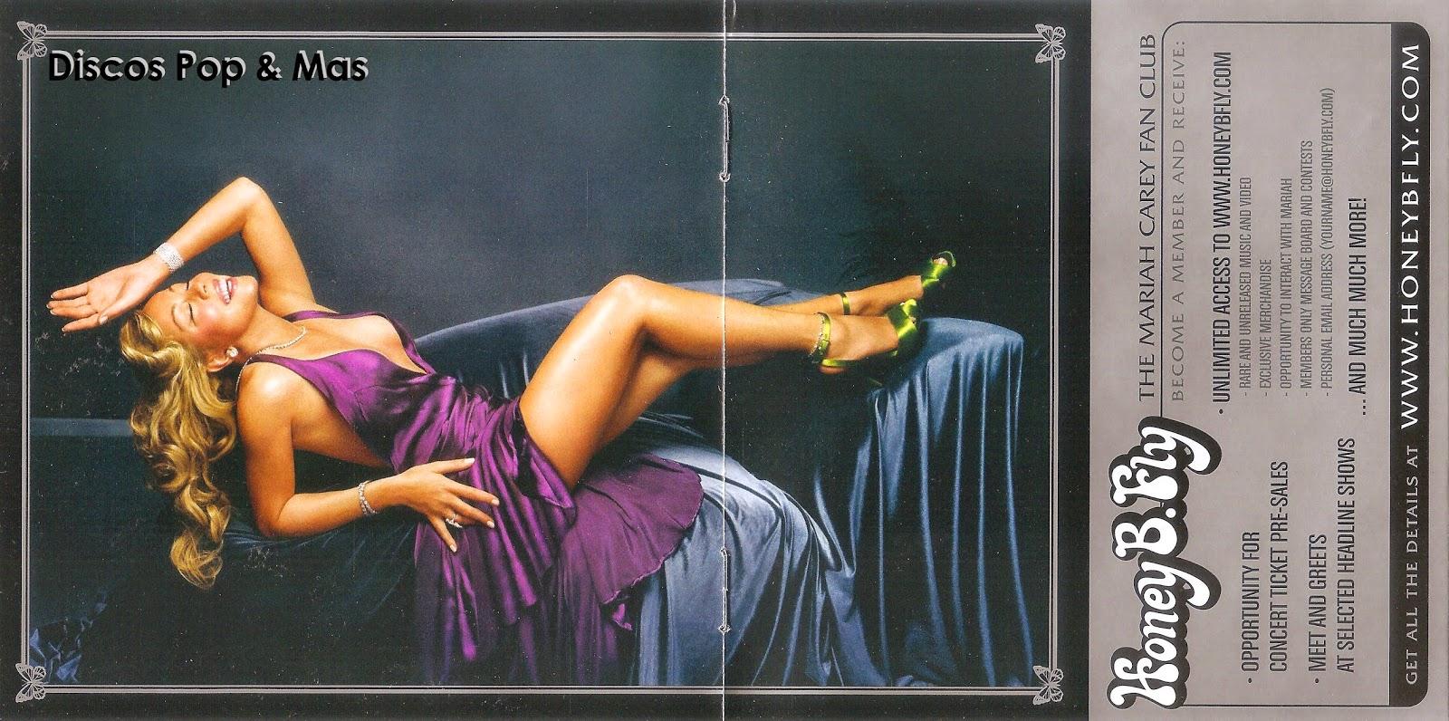 Discos Pop & Mas: Mariah Carey - The Emancipation of Mimi ...