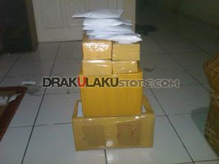 bukti kiriman DralulakuStore.com hp outdoor murah
