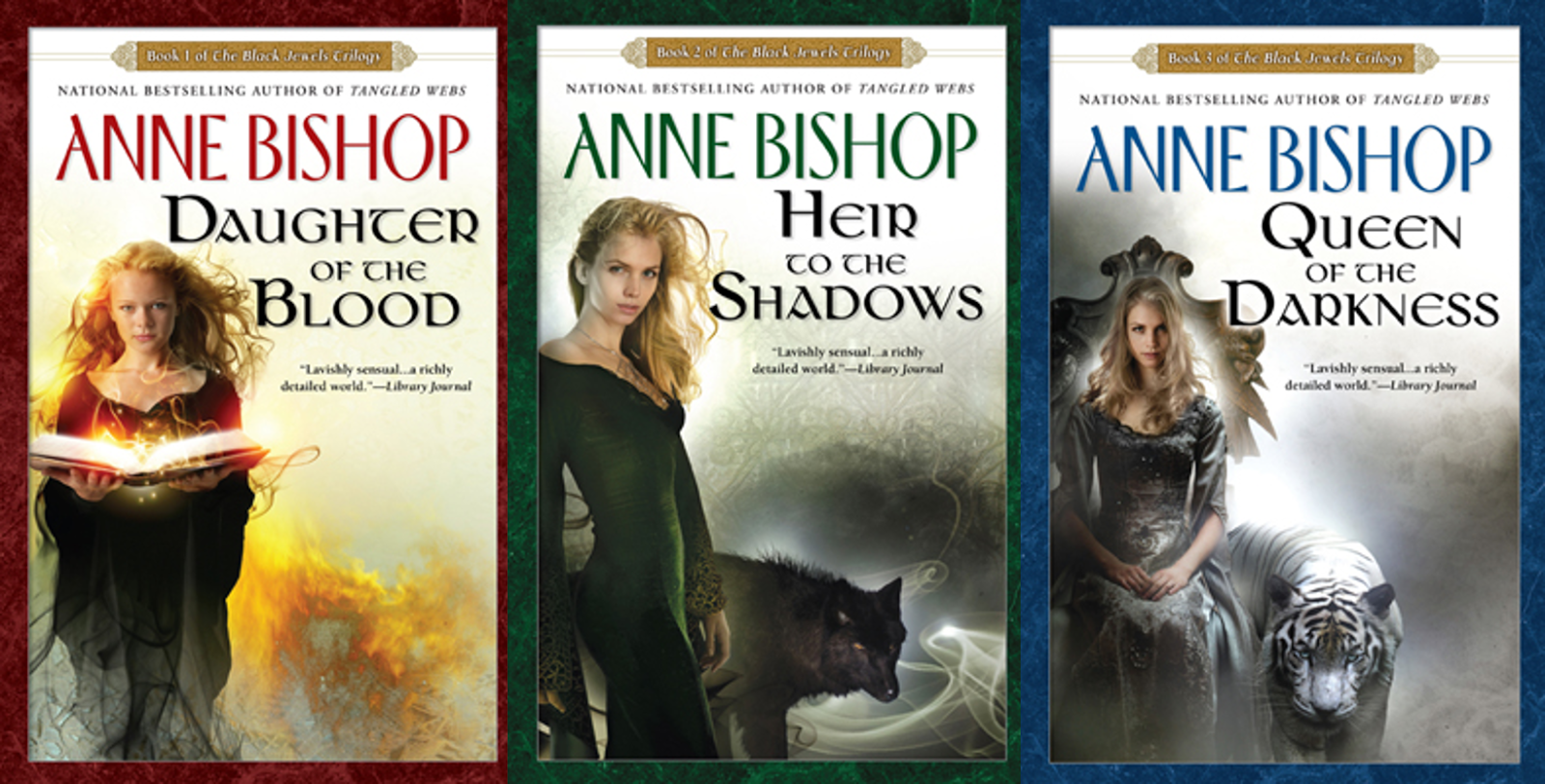Black Jewels Trilogy by Anne Bishop – a Review | The ...
