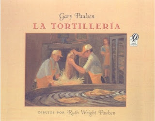 bookcover of Tortilla Factory by Gary Paulsen
