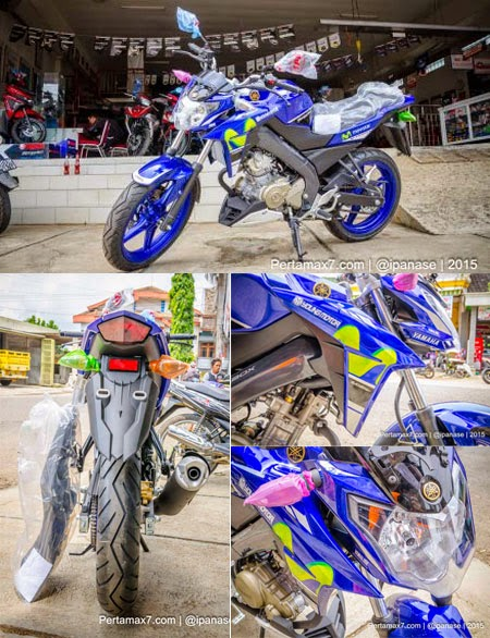gambar New Yamaha Vixion Advance 2015