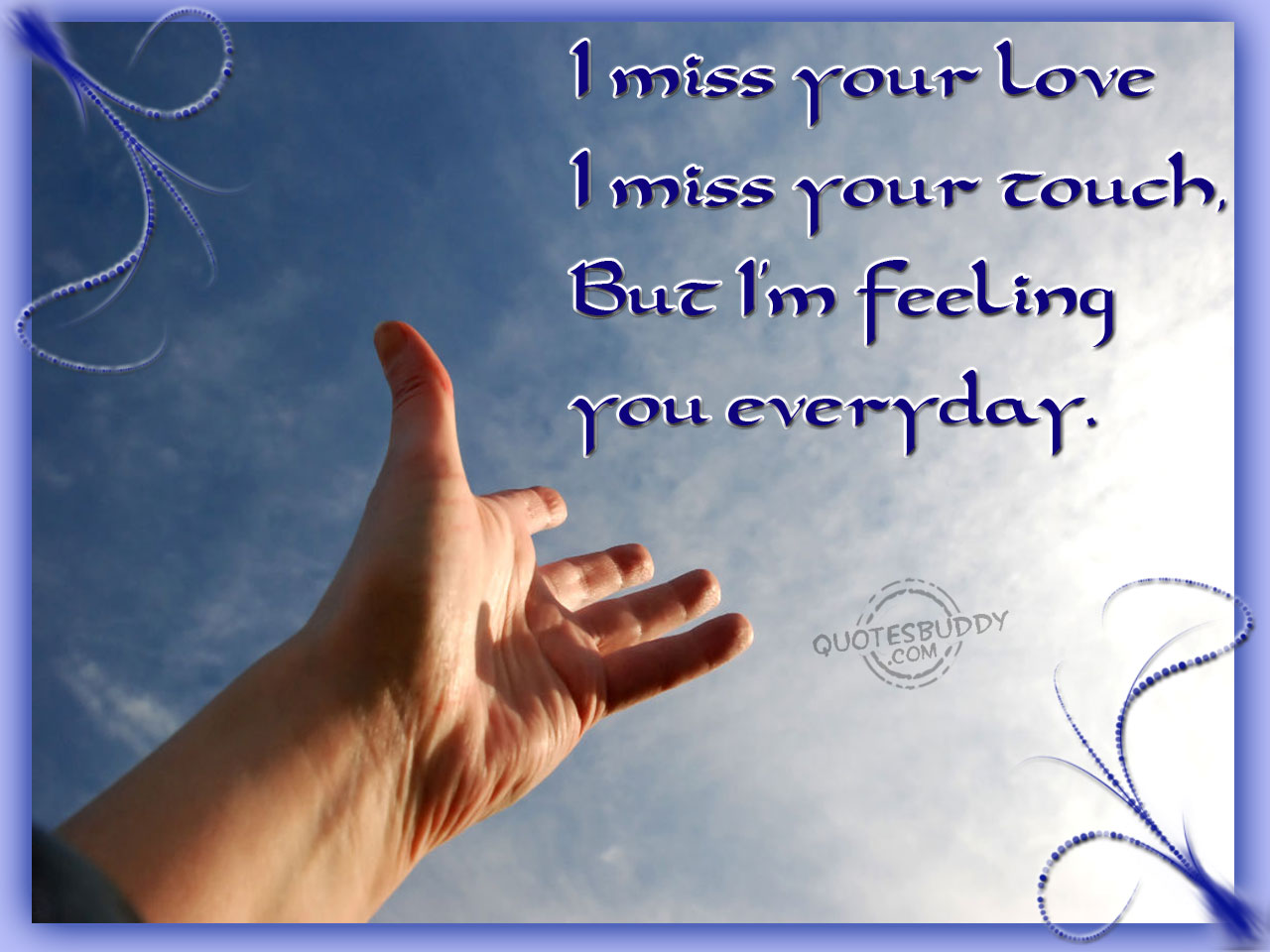 Today I Miss You Quotes. QuotesGram