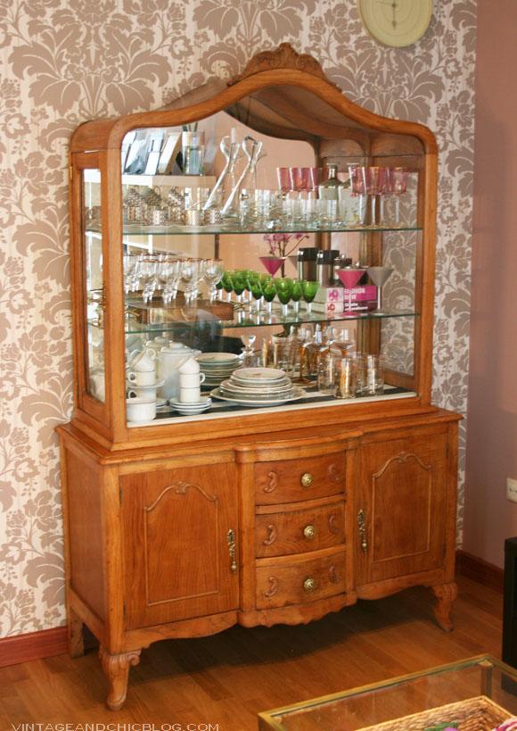 Vintage chic blog decoraci n vintage diy ideas para - Decoracion con antiguedades ...