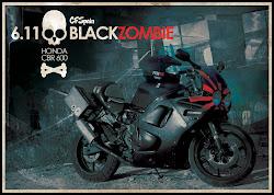 BLACK ZOMBIE BY MANI