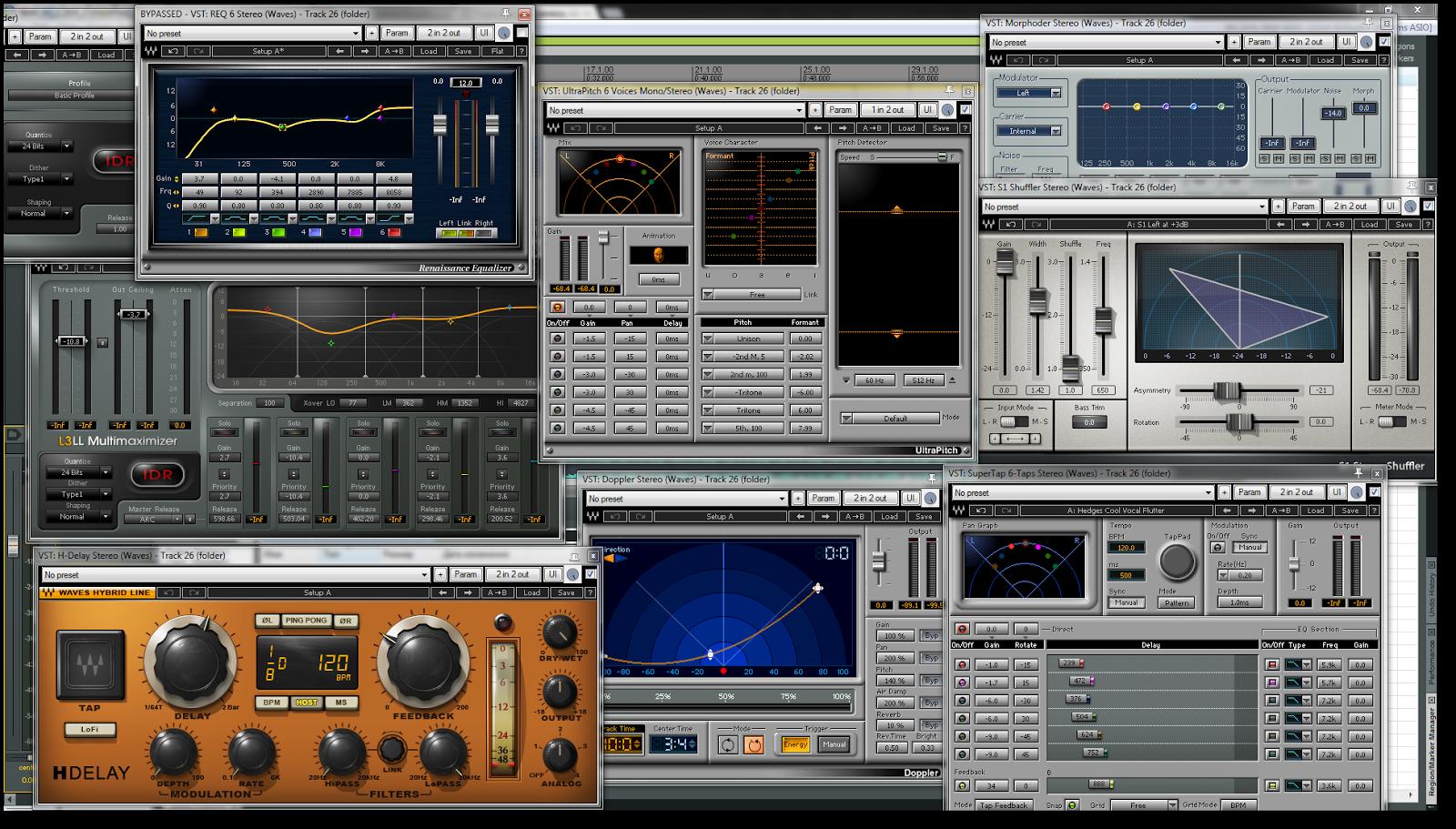 Download Plugin Fl Studio 11 Nexus