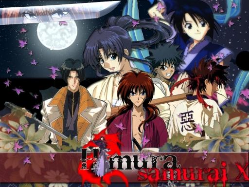 Masih Inget Gak Sama Anime Yang Satu Ini Samurai X Yah Jadul Tapi Seru Banget Bisa Kalian Download Secara Gratis Disini Dari Episode Awal Sampai