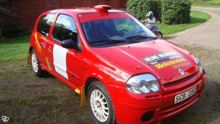 Rallyshopse Grupp H Light Cup Bilar Till Salu