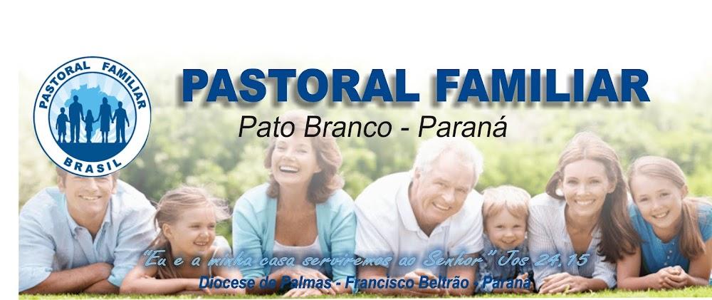 PASTORAL FAMILIAR DE PATO BRANCO