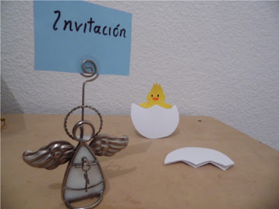 invitacion para baby shower