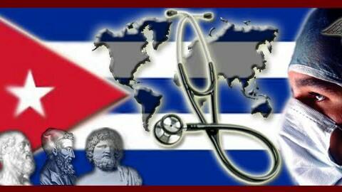 medicos cubanos por el mundo