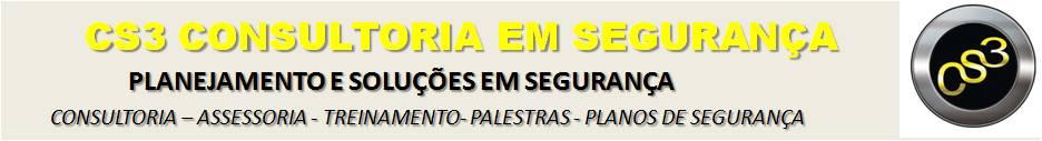 CONSULTORIA EM SEGURANÇA EMPRESARIAL-CS3