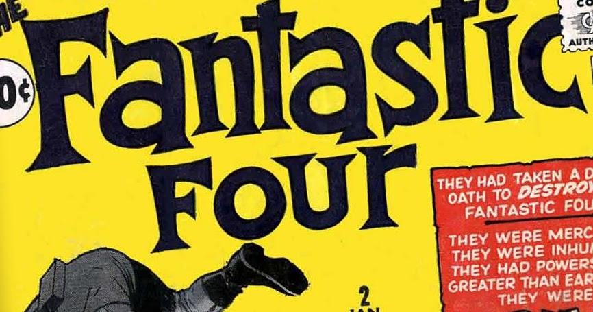 Fantasic Four #2 - Skrulls Introduction