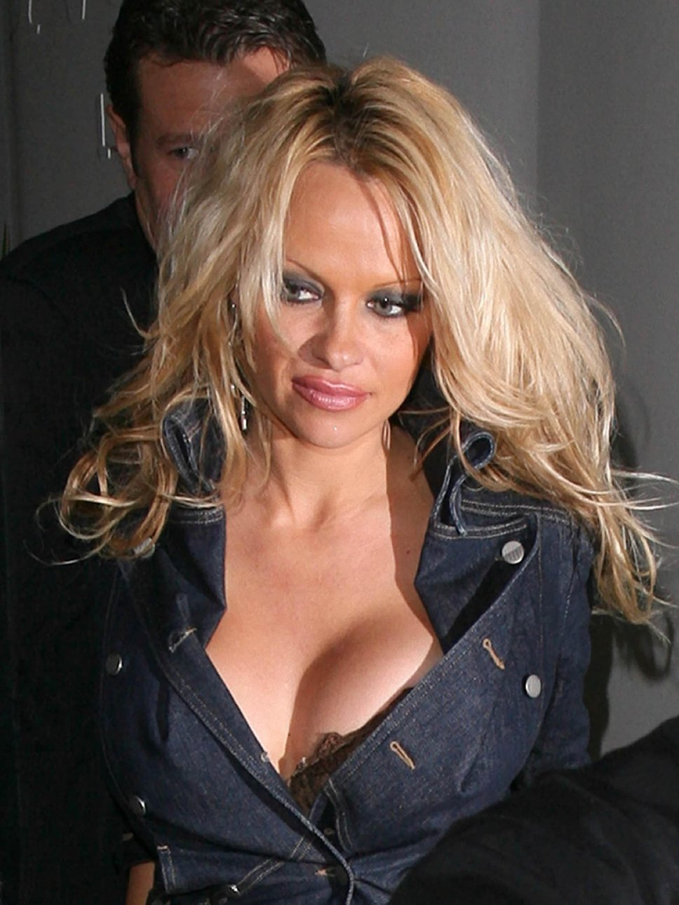 pamela anderson Sex tape veteran and frequent Playboy Playmate Pamela Anderson is ...