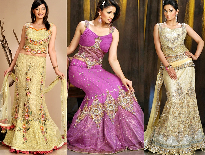 Latest ghagra choli designs pictures wallpapers pictures fashion