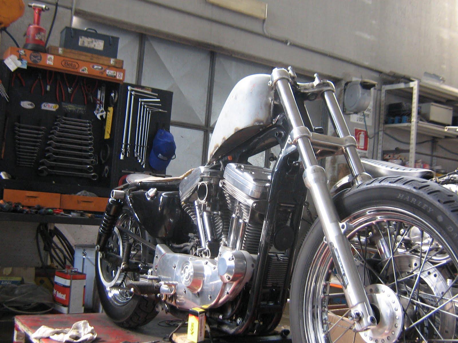 Harley Sportster Bobber For Sale   Wallpaper For Desktop