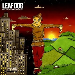 Leaf Dog - From a Scarecrow's Perspective