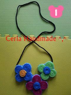 kalung ceria handmade