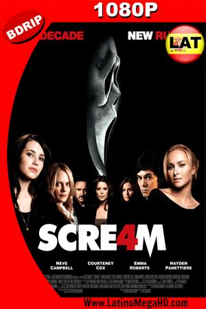 Scream 4: Grita de nuevo (2011) Latino HD BDRIP 1080p ()
