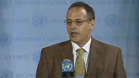 La extraña relación entre Emhamed Uld Jadad y el grupo Futuro Saharaui