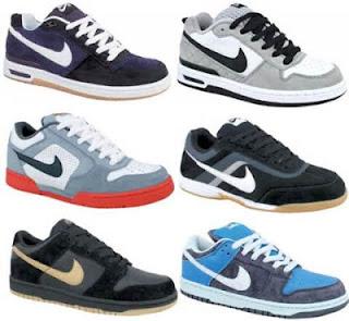 Gambar Alas Kaki - Sepatu