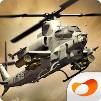 Download GUNSHIP BATTLE : Helicopter 3D v2.0.2 Apk+Data For Android