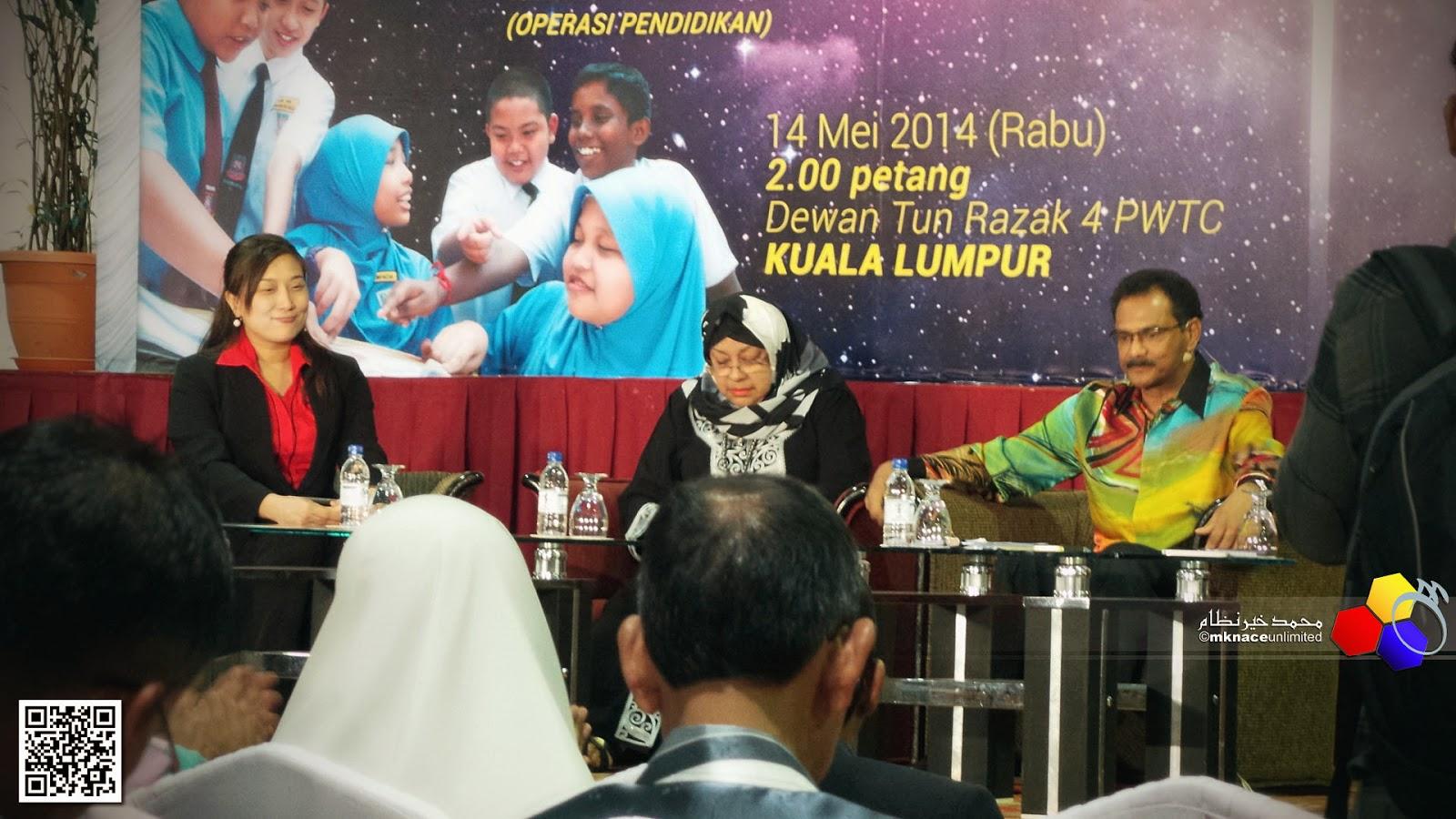 Perayaan Hari Guru Kebangsaan kali ke-43 : Forum Pendidikan