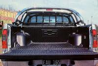 capacidad carga caja Chevrolet S-10 Limited