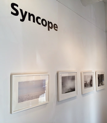 Photo at the Syncope Art Exhibition
