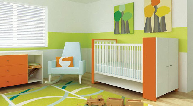 Nursery Room Ideas Modern Nursery Room Design