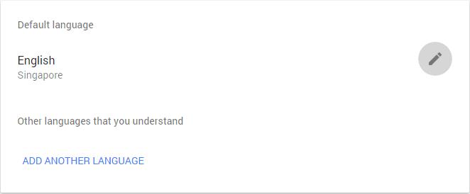 Cara Mengubah Bahasa Di Google Plus