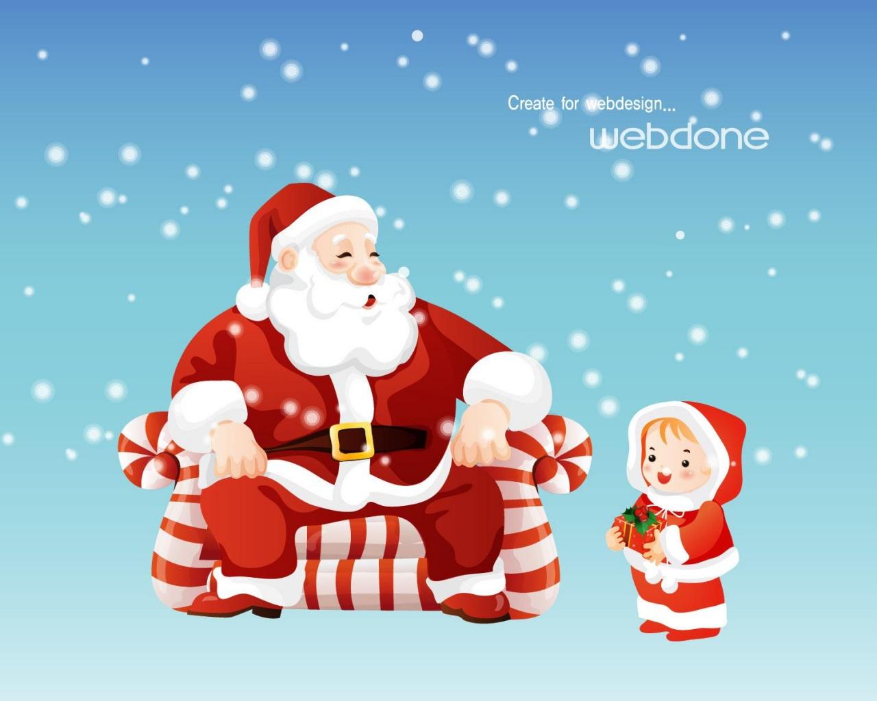 Santa Claus Wallpaper