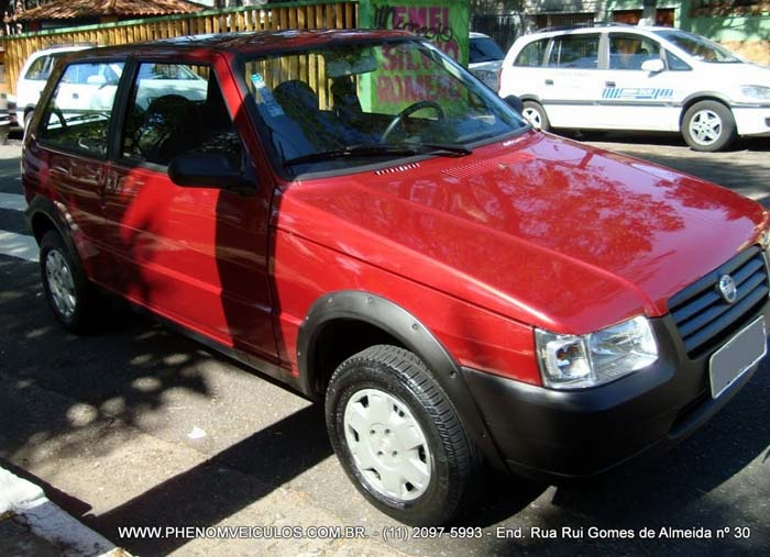 Vendo Mille Way 2008 Flex 2 Portas