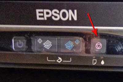 How to Reset Ink Level EPSON Printer L350