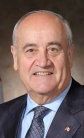 The Honourable Julian Fantino, Minister of Veterans Affairs.