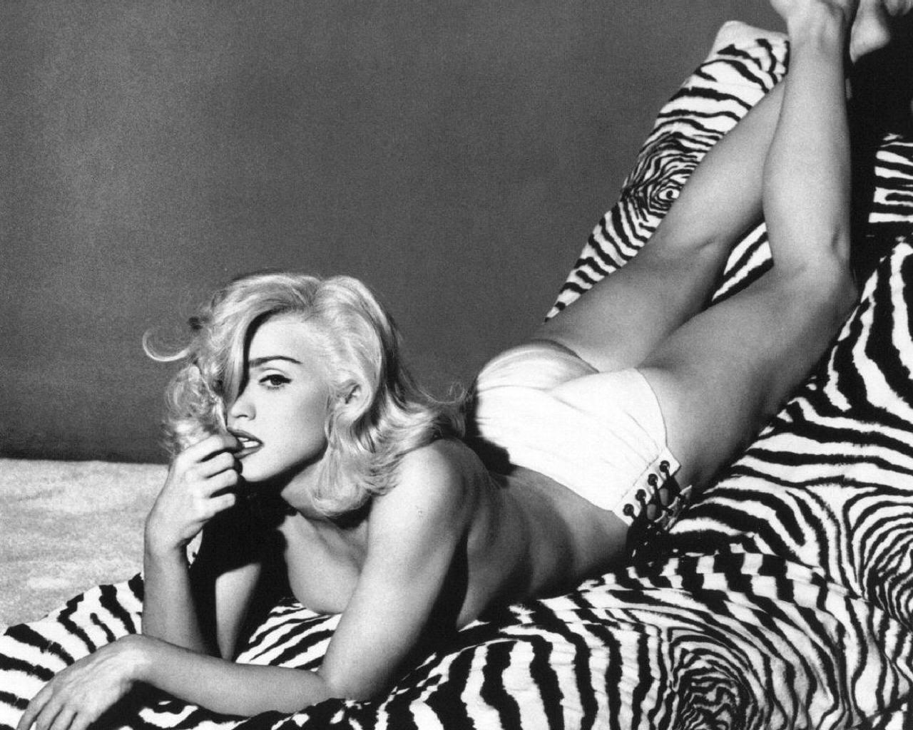 madonna sexy butt