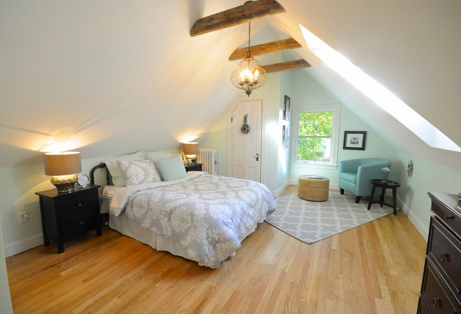 Sopo Cottage Creating A Master Bedroom From Unused Attic Space