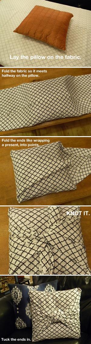como tapizar un cojin