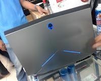 Jual Laptop Notebook Gaming Alienware 14 murah