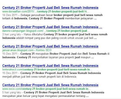 Century 21 broker property jual beli sewa rumah indonesia