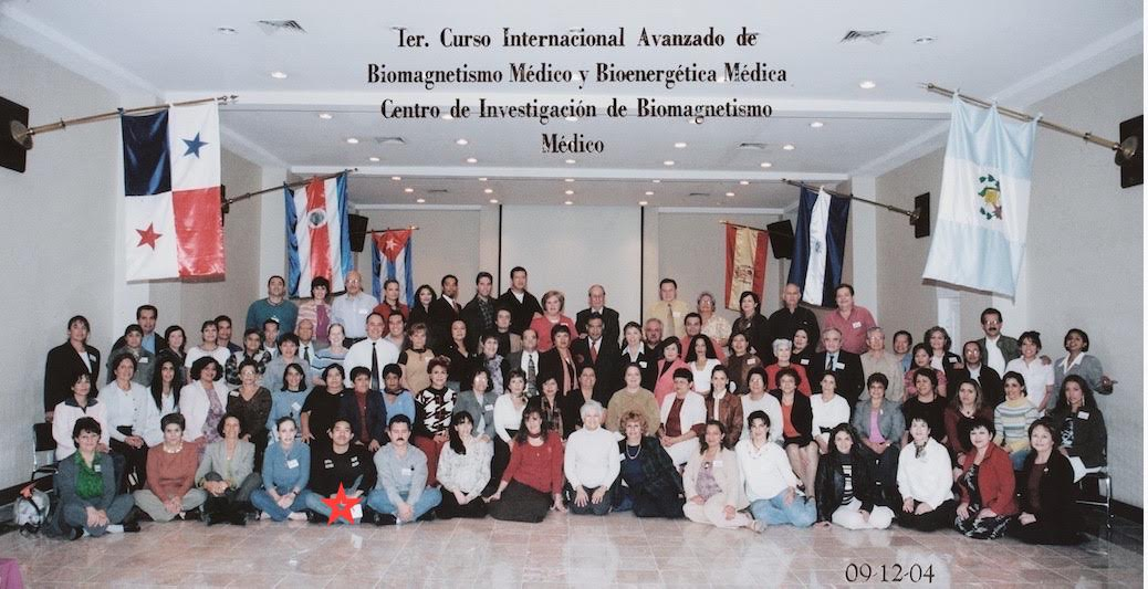 1st International Advanced Medical Biomagnetism -Bioenergetics Course
