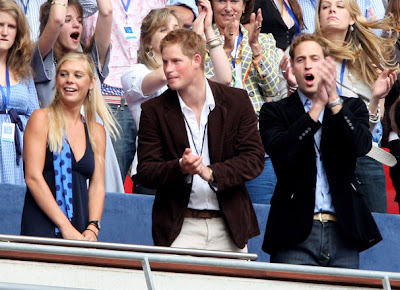 Prince harry girlfriend