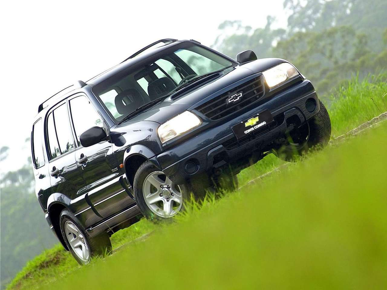 Chevrolet Tracker Turbo 2004