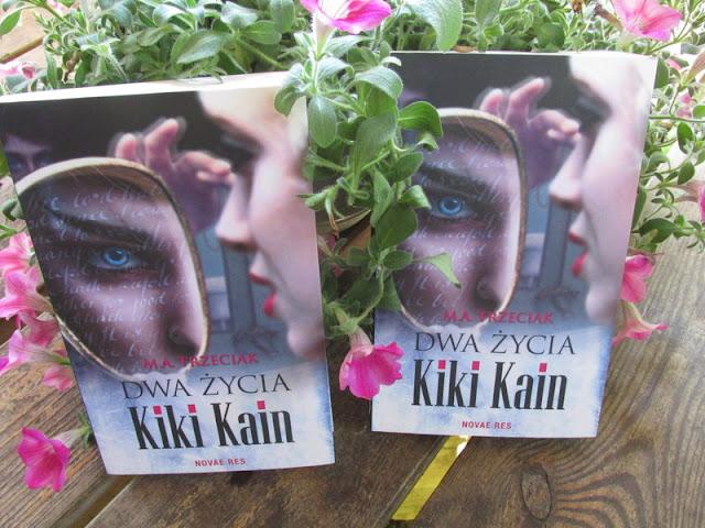 """""""Wasze dwa życia"""" - Konkurs z książką """"Dwa życia Kiki Kain""""!"""