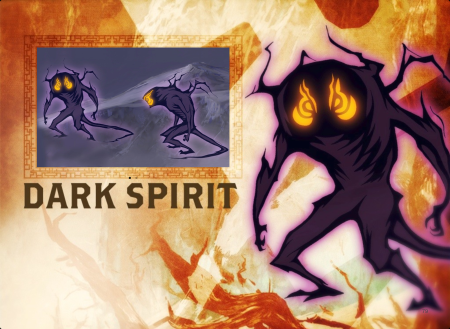 The Dark Spirit from Legend of Korra - BIO