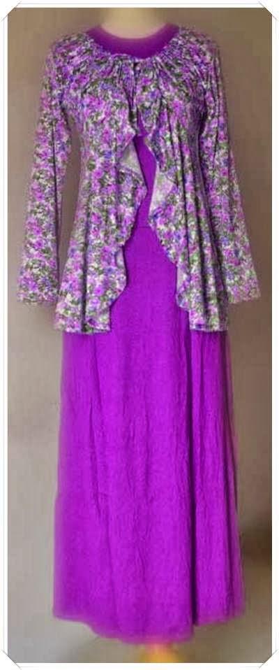 Update Model Baju Gamis Terbaru Modern 2013