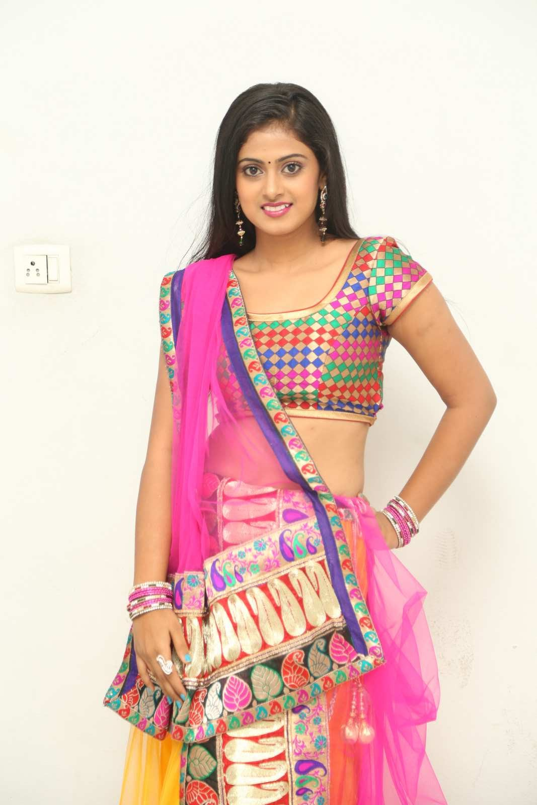 Megha Sri glam pics at OMG Audio-HQ-Photo-19