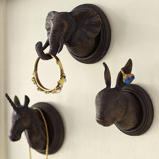 http://www.pbteen.com/products/emily-meritt-animal-wall-hooks/?pkey=cemily-meritt-collection&
