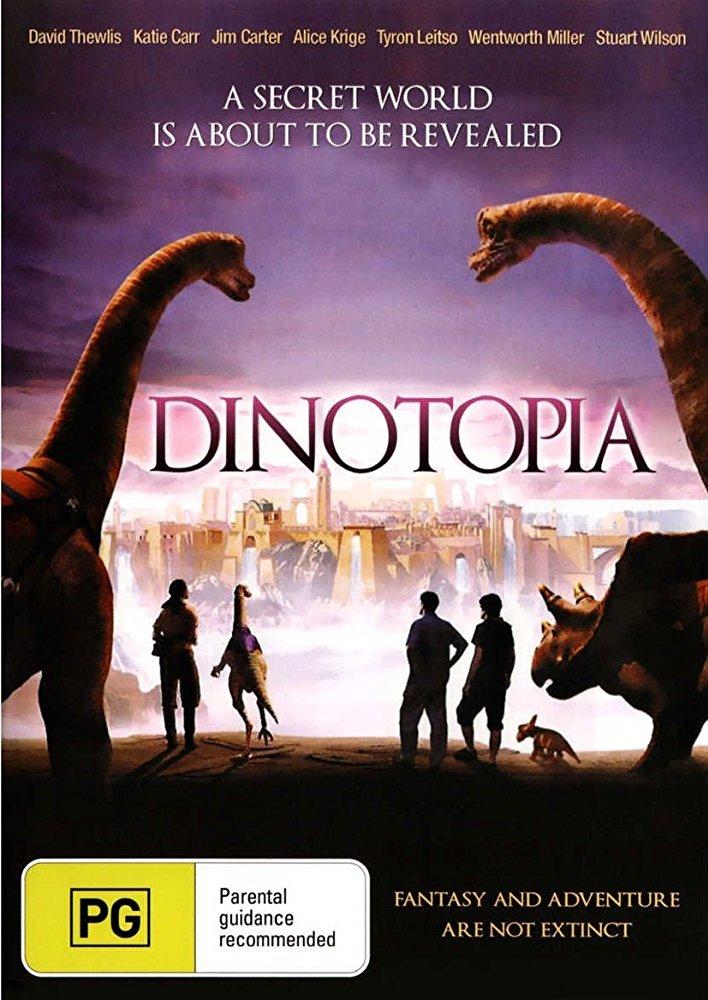 Dinotopia 2002 Part 2 720p x264 Esub BluRay  Dual Audio English Hindi GOPISAHI