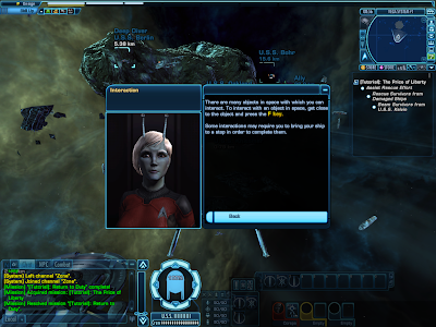 Star Trek Online - Interaction